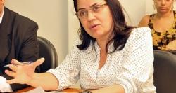 Educa��o � prioridade de emendas da deputada Ros�ngela Reis